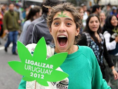 Uruguay - Event; Action - Global Marijuana Marches