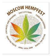 Idaho, Event - Moscow Hemp Fest