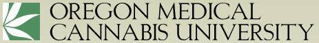 Oregon Medical Marijuana Resource - Oregon Medical Cannabis University (OMCU)