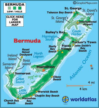 Bermuda CONTACTs LINKS and More a Medical Cannabis Resource